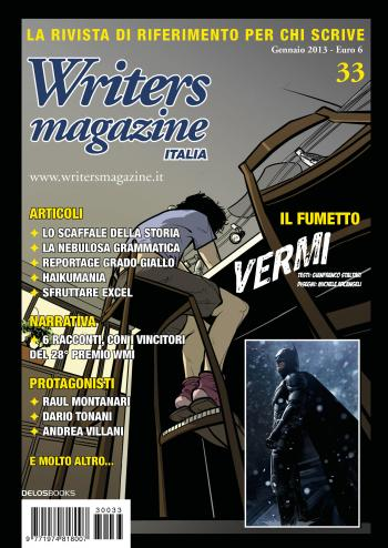 Writers Magazine Italia 33
