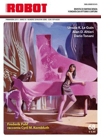 Robot 68 (copertina)