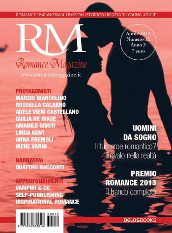 RM Romance Magazine 12 (copertina)