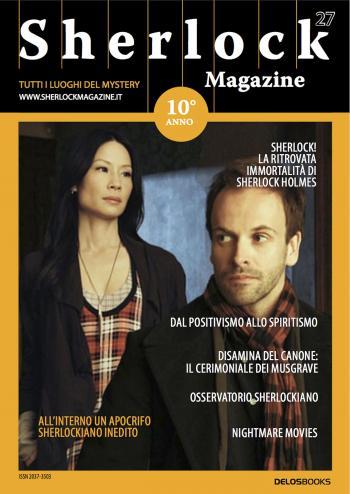 Sherlock Magazine 27 (copertina)