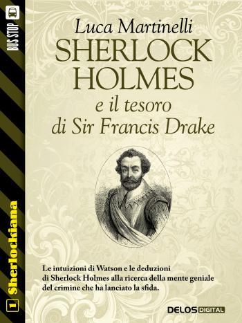 Sherlock Holmes e il tesoro di Sir Francis Drake (copertina)