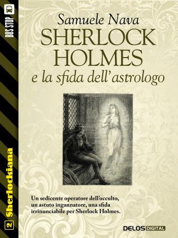 Sherlock Holmes e la sfida dell'astrologo (copertina)