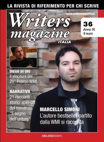Writers Magazine Italia 36