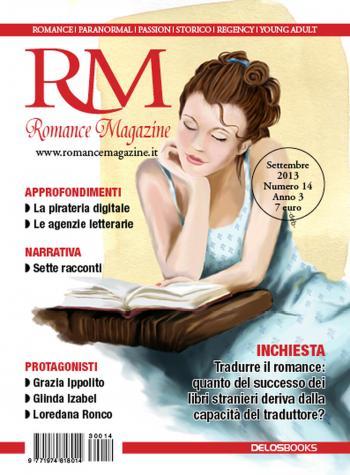 RM Romance Magazine 14 (copertina)