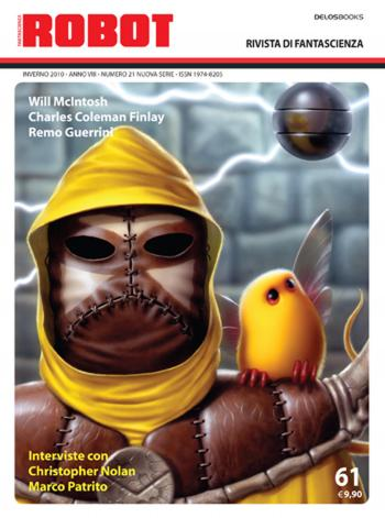 Robot 61 (copertina)