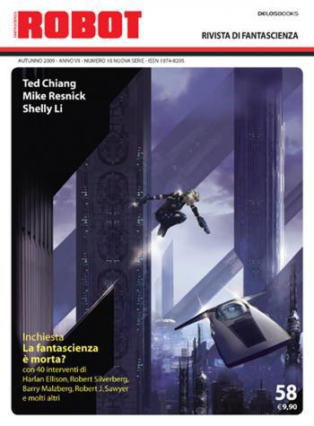 Robot 58 (copertina)