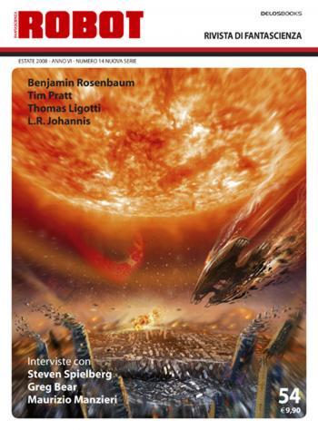 Robot 54 (copertina)