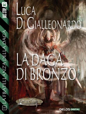 La daga di bronzo (copertina)