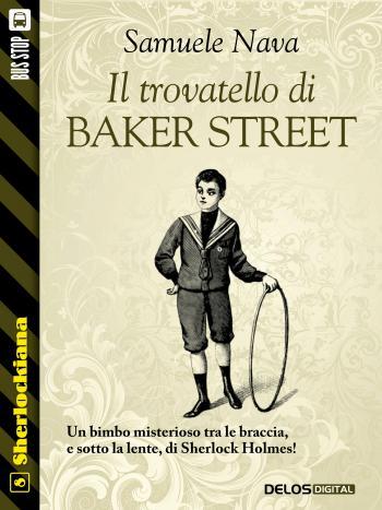 Il trovatello di Baker Street (copertina)