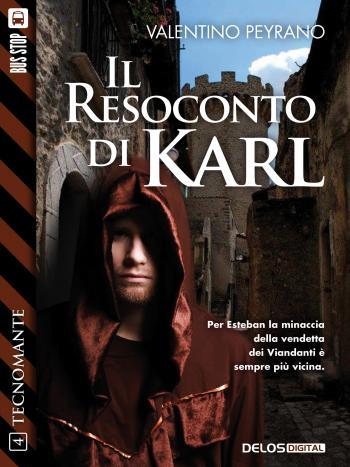 Il resoconto di Karl (copertina)