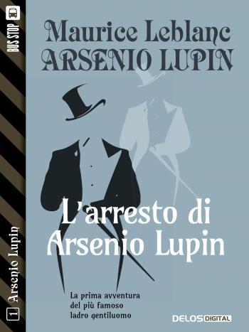 L'arresto di Arsenio Lupin (copertina)