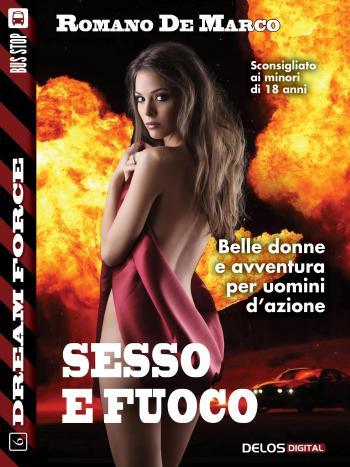 Chris Lupo: sesso e fuoco (copertina)