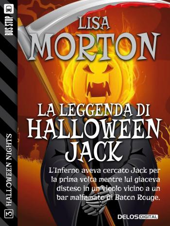 La leggenda di Halloween Jack (copertina)