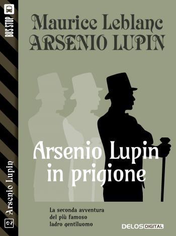 Arsenio Lupin in prigione (copertina)