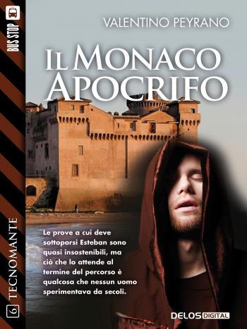 Il monaco apocrifo (copertina)
