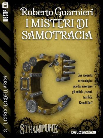 I misteri di Samotracia (copertina)