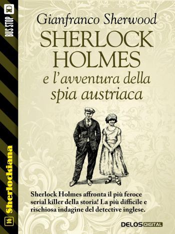 Sherlock Holmes e l'avventura della spia austriaca (copertina)