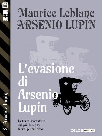 L'evasione di Arsenio Lupin (copertina)