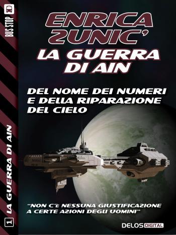 Del nome dei numeri e della riparazione del cielo (copertina)