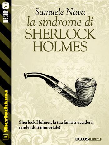 La sindrome di Sherlock Holmes (copertina)