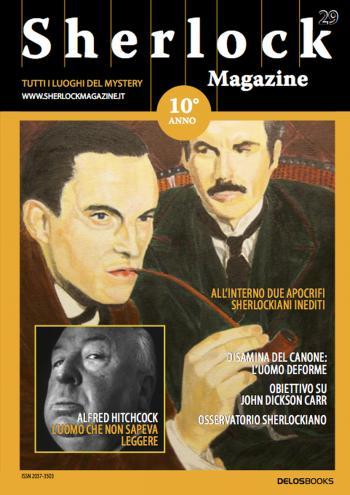 Sherlock Magazine 29 (copertina)