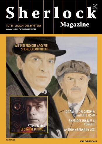 Sherlock Magazine 30 (copertina)
