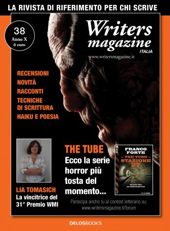 Writers Magazine Italia 38 (copertina)