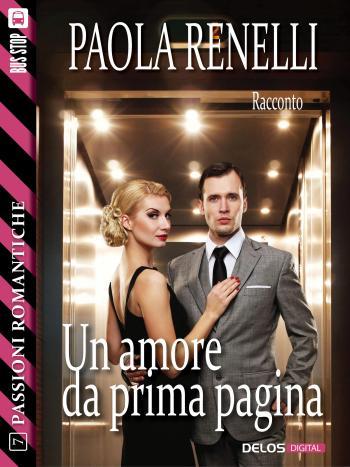 Un amore da prima pagina (copertina)