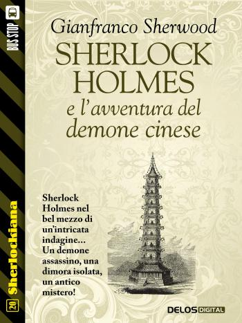 Sherlock Holmes e l'avventura del demone cinese (copertina)