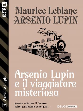 Lupin e il viaggiatore misterioso (copertina)