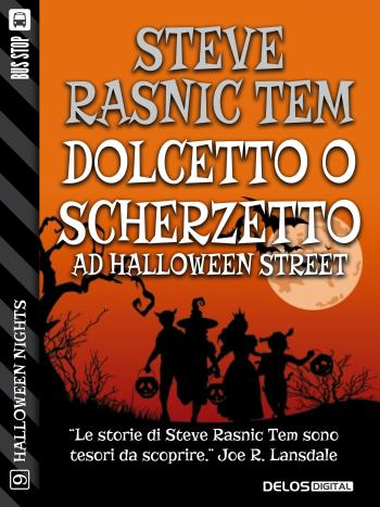 Dolcetto o Scherzetto ad Halloween Street (copertina)