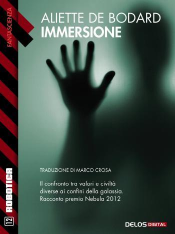 Immersione (copertina)