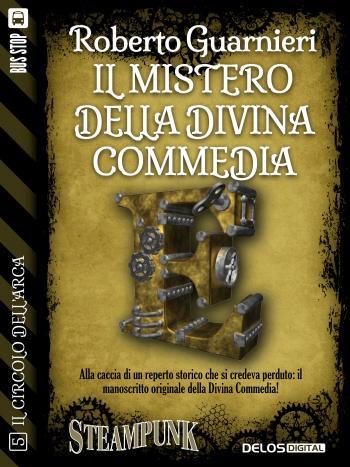 Il mistero della Divina Commedia (copertina)
