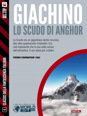Lo scudo di Anghor (copertina)