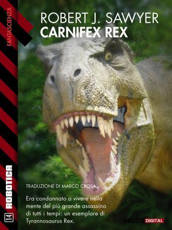 Carnifex Rex (copertina)