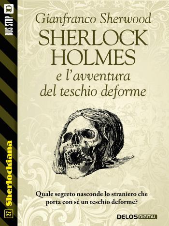 Sherlock Holmes e l'avventura del teschio deforme (copertina)