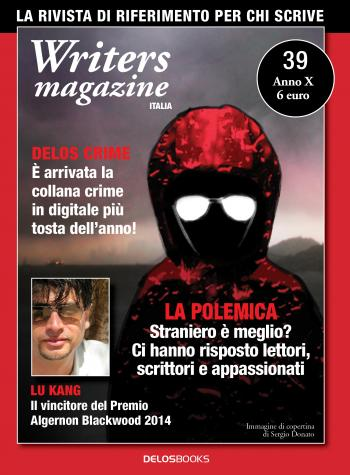 Writers Magazine Italia 39 (copertina)