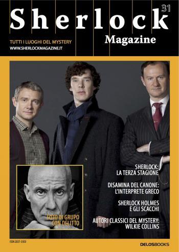 Sherlock Magazine 31 (copertina)
