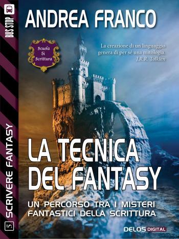 La tecnica del fantasy (copertina)