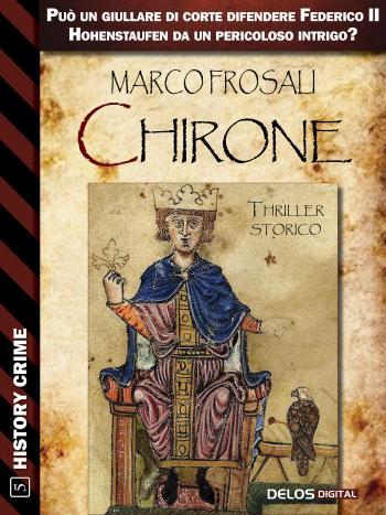 Chirone (copertina)