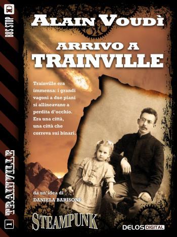 Arrivo a Trainville (copertina)