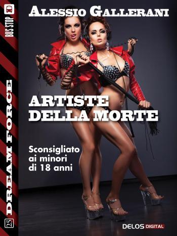 Artiste della morte (copertina)