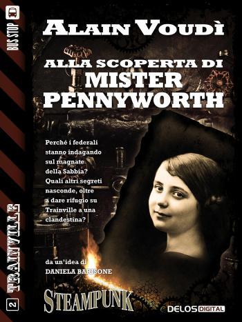 Alla scoperta di Mister Pennyworth (copertina)