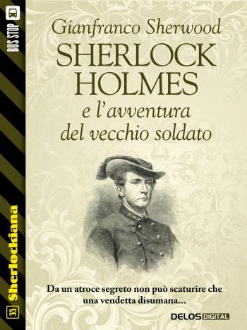 Sherlock Holmes e l'avventura  del vecchio soldato (copertina)