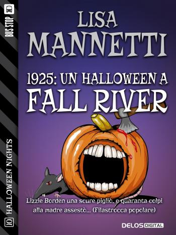 1925: Un Halloween a Fall River (copertina)