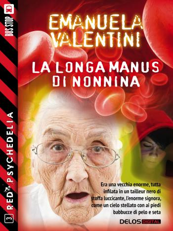 La longa manus di Nonnina (copertina)