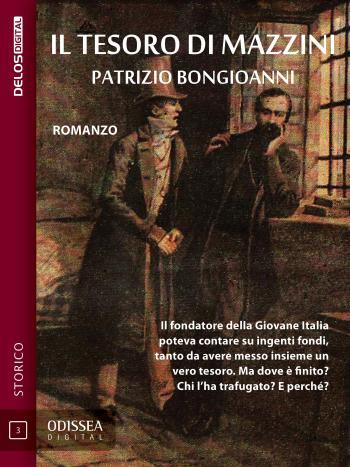 Il tesoro di Mazzini (copertina)
