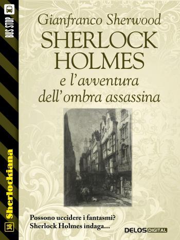 Sherlock Holmes e l'avventura dell'ombra assassina (copertina)