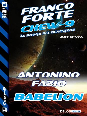 Babelion (copertina)