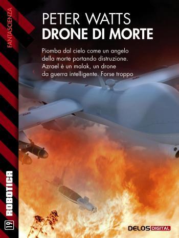 Drone di morte (copertina)